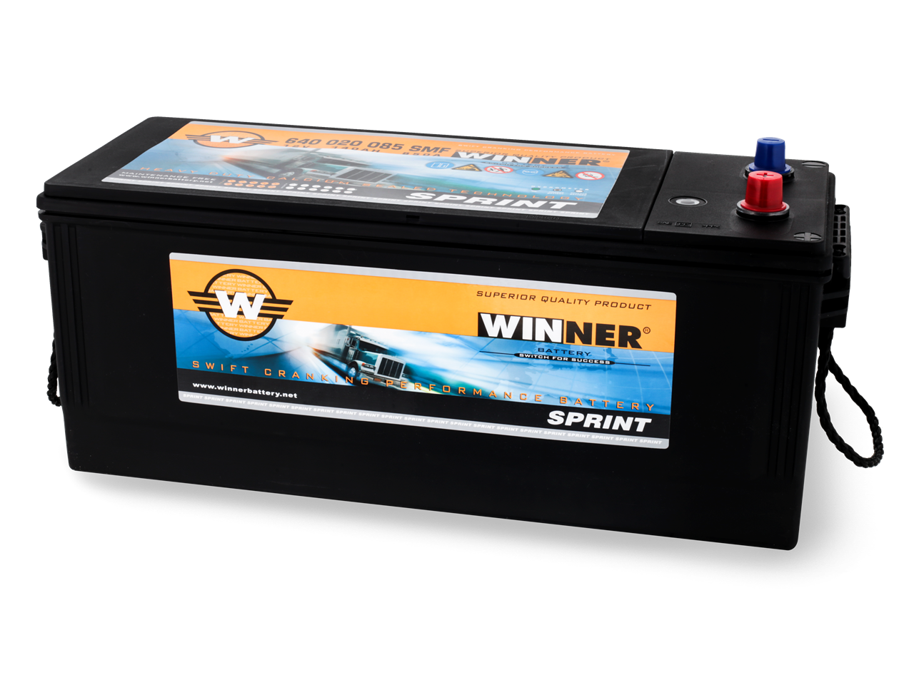 WINNER SPRINT HD